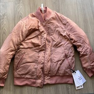 lululemon Roam Far Bomber jacket